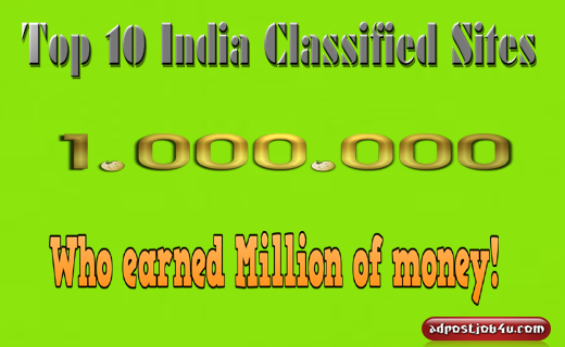 Top 10 India Classified Sites