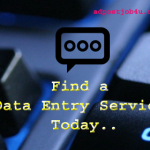 Award winning data entry services by CYBER EXPO
