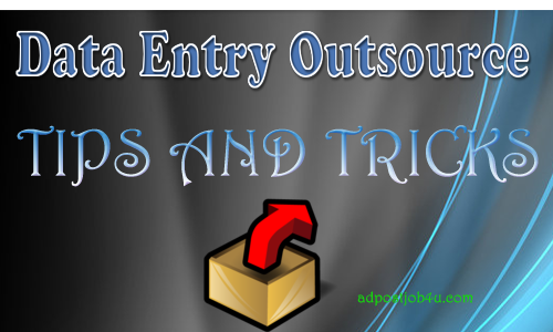 data entry outsource