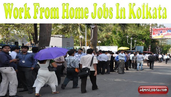 Work From Home Jobs In Kolkata by CYBER EXPO