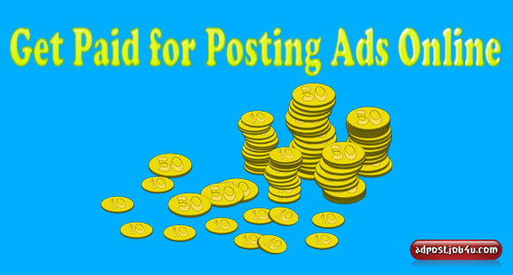 get paid to post ads
